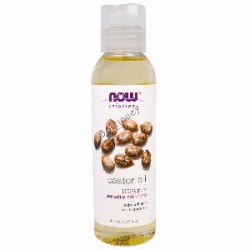 Now Solutions Castor Oil 4 oz