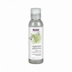 Now Solutions Vegetable Glycerine 4 oz
